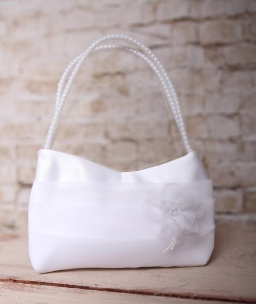 Brauttasche aus Organza