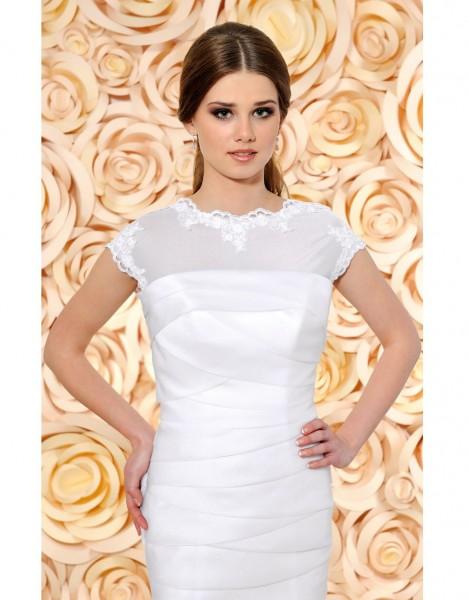Bolero - Oberteil zum Brautkleid