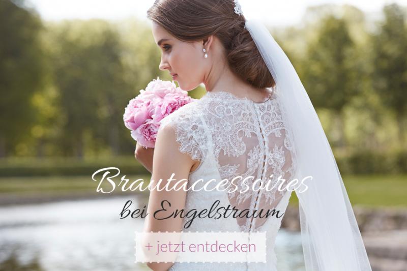 low priced 3fb33 748bd Engelstraum - Brautaccessoires, Taufkleider und Kommunionkleider