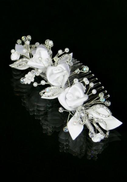 Haargesteck mit Rosen