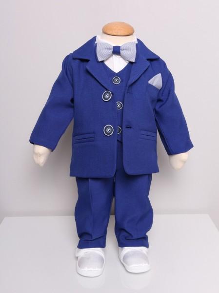 Liam ♥ Taufanzug in blau