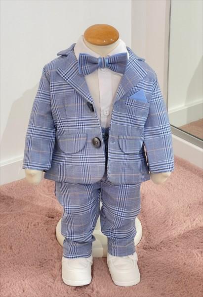Felix ♥ Fest-/Taufanzug in hellblau