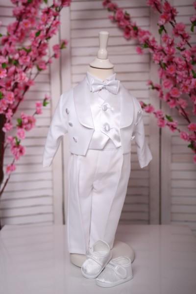 FRACK ♥ Taufanzug in weiß